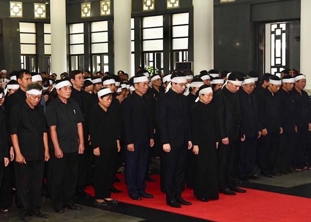 Lễ viếng Chủ tịch nước Trần Đại Quang - 2
