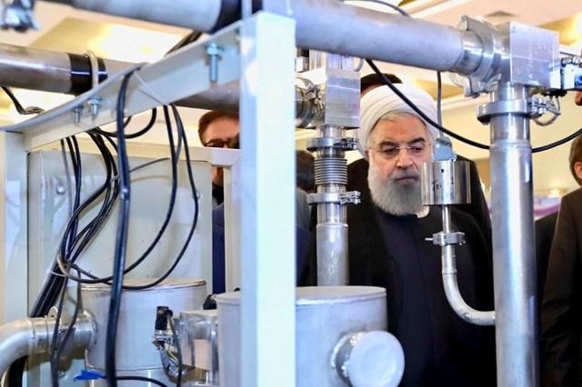 Châu Âu yêu cầu Iran ngừng vi phạm Thỏa thuận hạt nhân