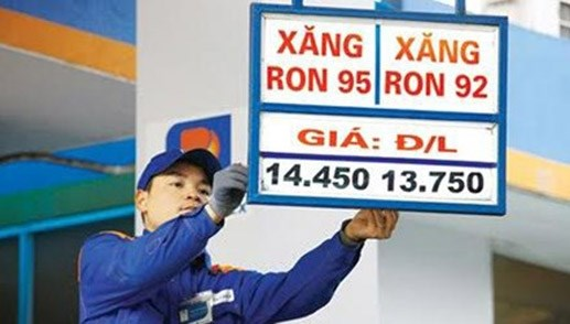 Không điều chỉnh tăng giá xăng
