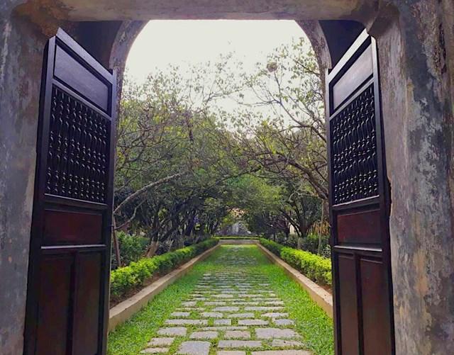 Nhà vườn Huế: Nơi bảo tồn thuần phong mỹ tục của dân tộc - 1