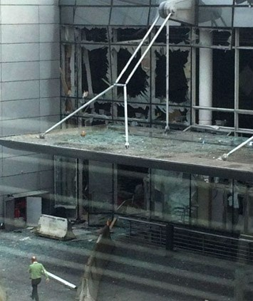 Liên tiếp nổ tại Thủ đô Bỉ, 23 người thiệt mạng - 9