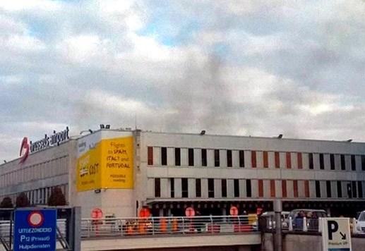 Liên tiếp nổ tại Thủ đô Bỉ, 23 người thiệt mạng - 10