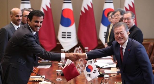 Hàn Quốc sẵn sàng hỗ trợ Qatar tổ chức World Cup 2022