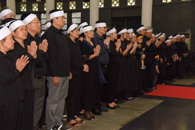 Tổ chức trọng thể lễ viếng nguyên Tổng Bí thư Đỗ Mười - 5