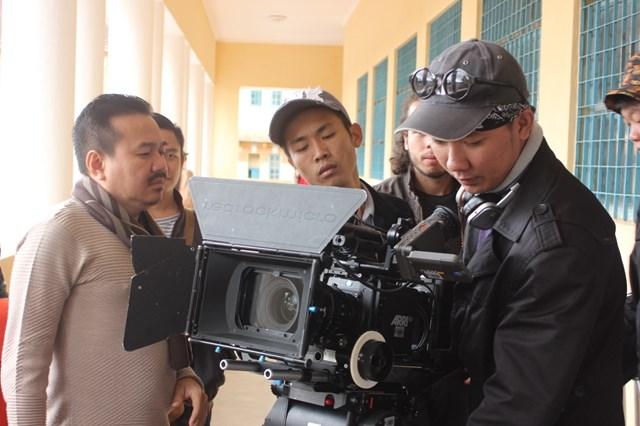 Đạo diễn Nguyễn Bá Vũ: Làm phim kinh dị rủi ro và nguy hiểm - 1