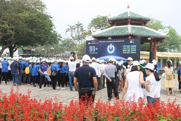 Thừa Thiên - Huế: phát động hưởng ứng chiến dịch Giờ Trái đất 2019