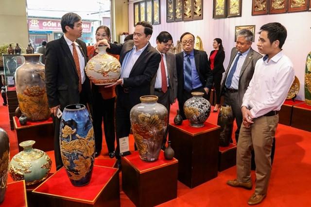 Gìn giữ những sản phẩm đặc trưng của làng nghề Việt - 4