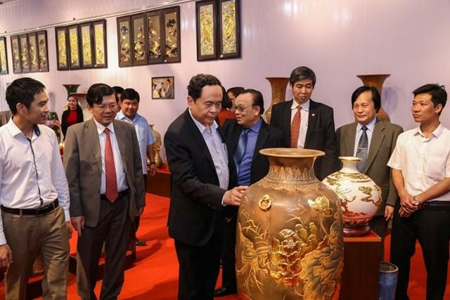 Gìn giữ những sản phẩm đặc trưng của làng nghề Việt - 5