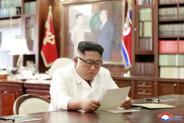 Ông Kim Jong-un chúc mừng sinh nhật Tổng thống Trump