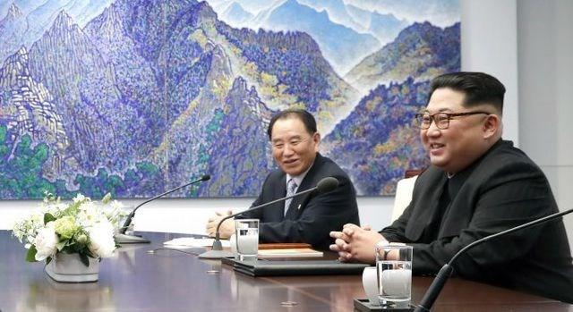 'Cánh tay phải' của ông Kim Jong-un xuất hiện giữa tin đồn bị thanh trừng - 1