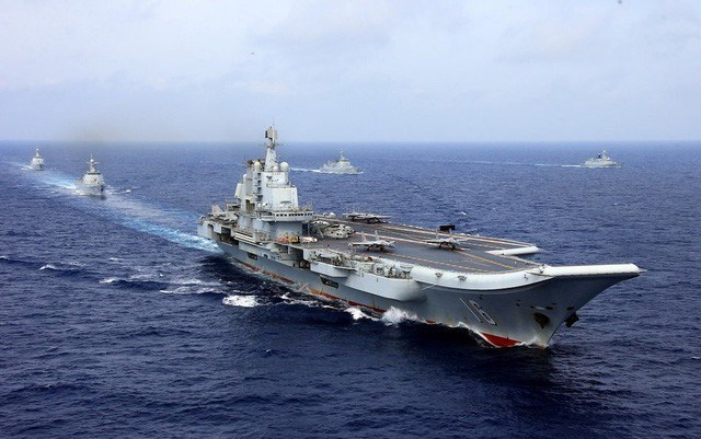 Quan chức Trung Quốc 'ngã ngựa' vì nghi chuyển bí mật tàu sân bay cho nước ngoài - 1