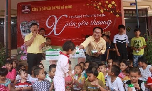Mê Trang tổ chức chương trình thiện nguyện 'Xuân yêu thương' - 3