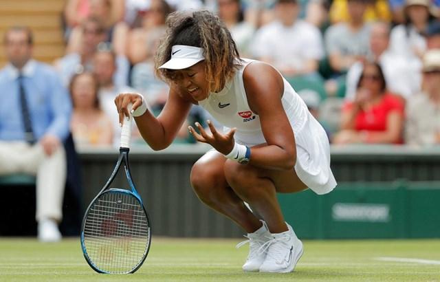 Wimbledon 2019 liên tiếp đón nhận cú sốc trong ngày khai mạc