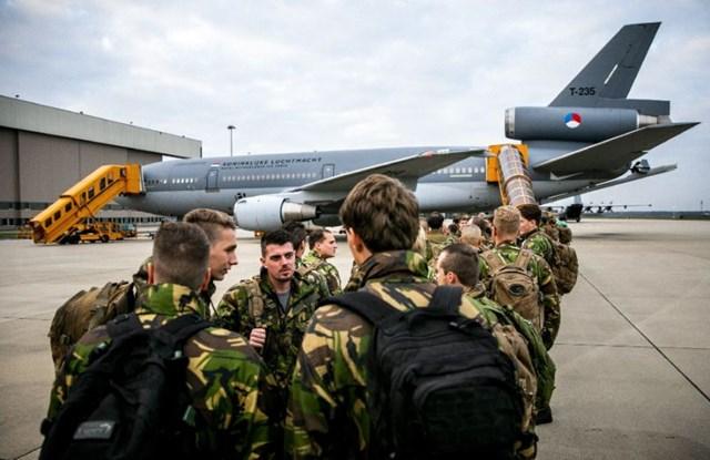 NATO tập trận rầm rộ ở Na Uy