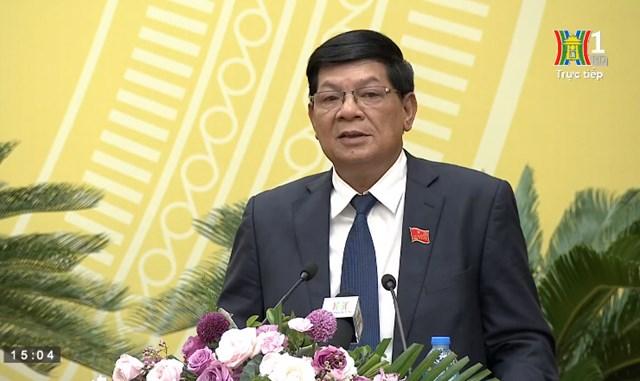 Chất vấn tại HĐND TP Hà Nội: Nóng các vấn đề về giải quyết khiếu nại và dự án 'treo' - 1