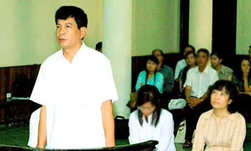 Nguyên Tổng Giám đốc PMU 18 Bùi Tiến Dũng đang được tạm đình chỉ thi hành án
