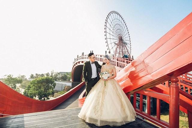[ẢNH]Choáng ngợp với vẻ đẹp siêu lãng mạn của cây cầu hot nhất phim 'Cả một đời ân oán' - 5