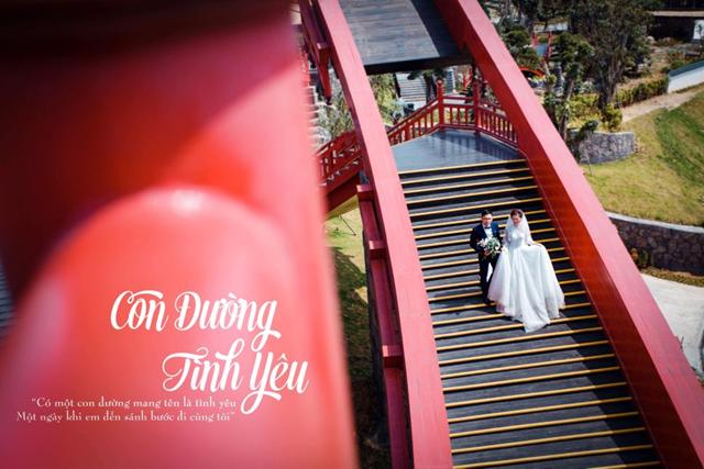 [ẢNH]Choáng ngợp với vẻ đẹp siêu lãng mạn của cây cầu hot nhất phim 'Cả một đời ân oán' - 6