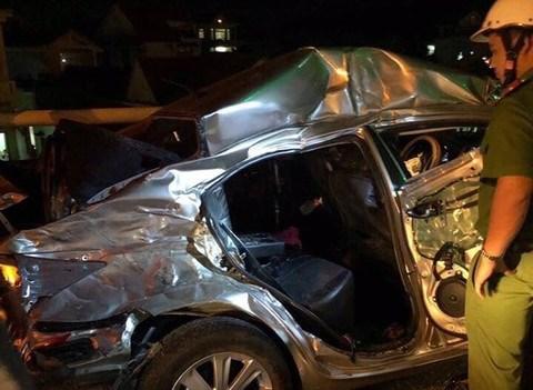 Bắc hầm Hải Vân: Tai nạn giao thông trong đêm, 5 người thương vong