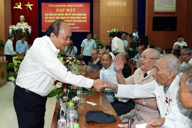 Thủ tướng: Quảng Nam phải tăng gấp đôi quy mô kinh tế trong 5 năm - 2