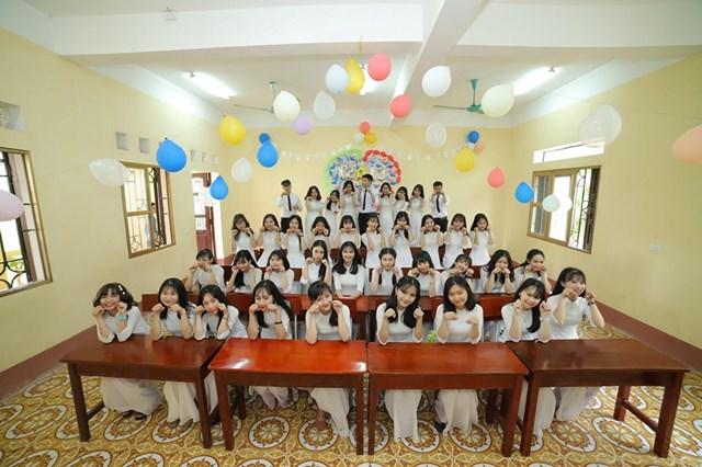 Nữ sinh 'đất học' Nam Định vượt khó giành 27 điểm khối C - 1