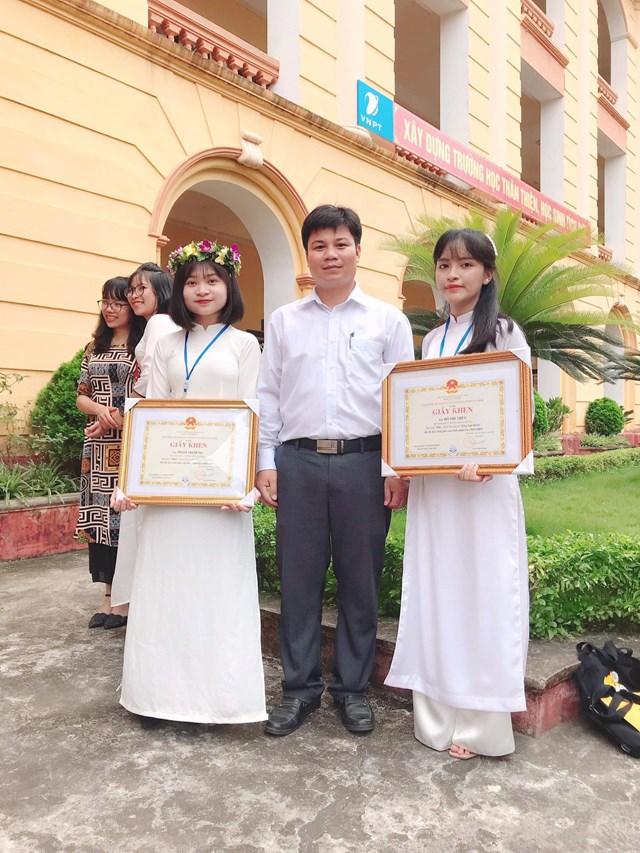 Nữ sinh 'đất học' Nam Định vượt khó giành 27 điểm khối C - 2