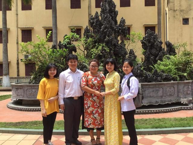 Nữ sinh 'đất học' Nam Định vượt khó giành 27 điểm khối C - 3