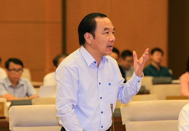 Góp ý dự thảo Báo cáo kiến nghị của cử tri tại kỳ họp thứ 7, Quốc hội khóa XIV - 5
