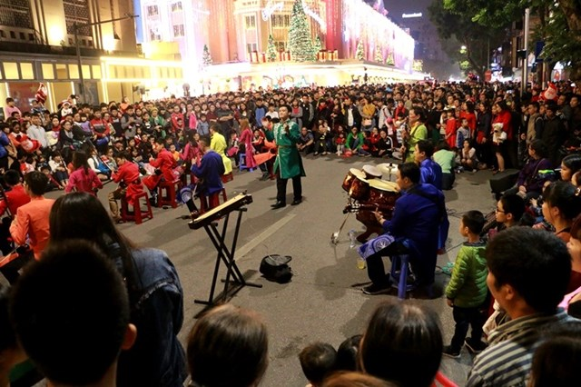 Hà Nội bầu chọn 10 sự kiện văn hóa, thể thao tiêu biểu năm 2018