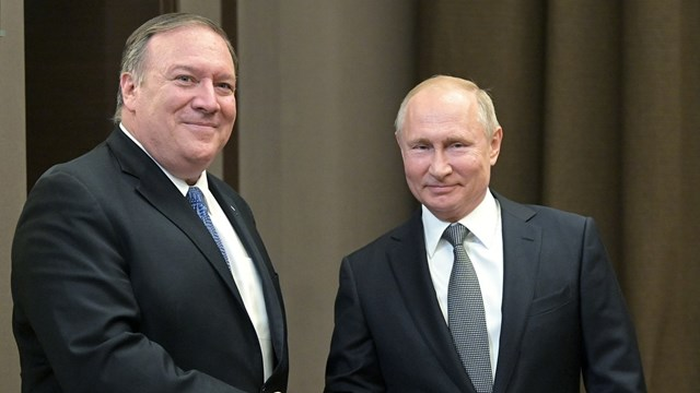 Dấu hiệu ấm lên trong quan hệ Nga - Mỹ