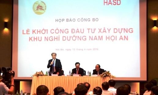 Quảng Nam sắp khởi công dự án 4 tỷ USD