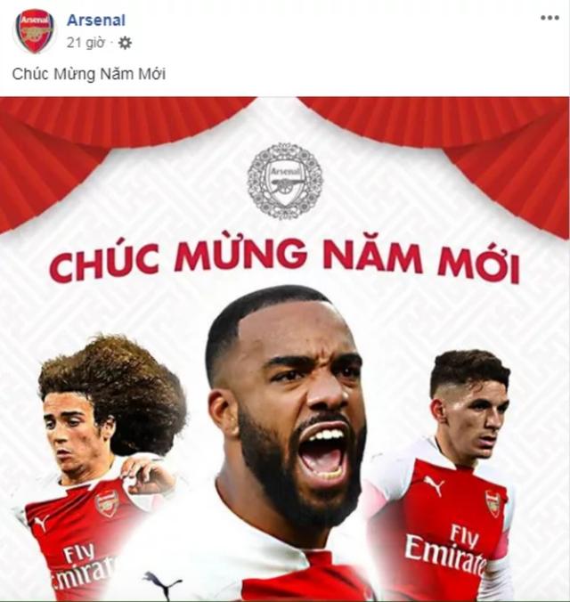 Thế giới bóng đá gửi lời chúc Tết đến Việt Nam - 1