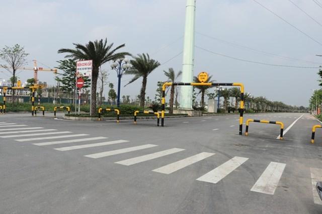 Toàn cảnh tuyến đường Xa La - Nguyễn Xiển qua Khu đô thị Mường Thanh Thanh Hà - 5