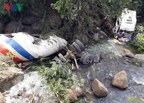 Tai nạn thảm khốc, 11 người chết, 4 người bị thương nặng