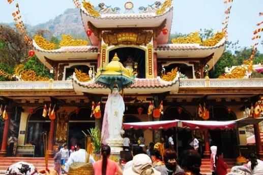 Tây Ninh tổ chức Hội xuân núi Bà Đen năm Bính Thân - 2016