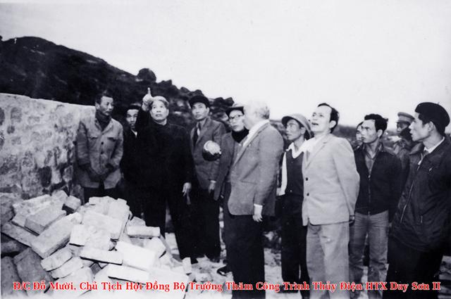 Bài viết của Thủ tướng Nguyễn Xuân Phúc về cố Tổng Bí thư Đỗ Mười - 2