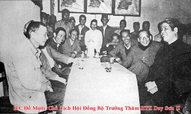 Bài viết của Thủ tướng Nguyễn Xuân Phúc về cố Tổng Bí thư Đỗ Mười - 1