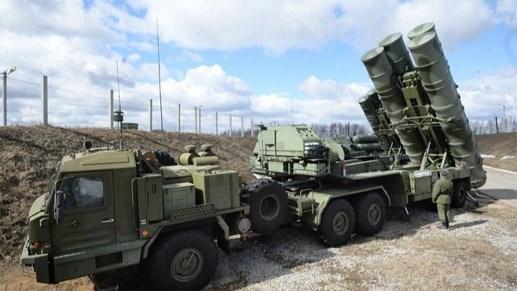 Tên lửa S-400 của Nga tại Syria làm Mỹ và các đồng minh lo ngại