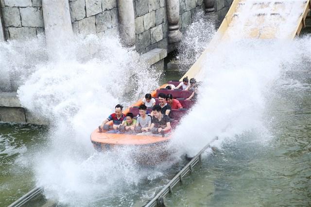 Vui chơi đã đời tại công viên chủ đề lớn nhất Đông Nam Á chỉ với 50.000 đồng - 4