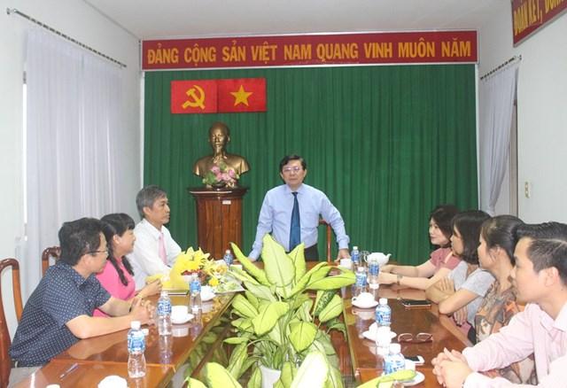 Bà Phạm Thanh Tuyền được bổ nhiệm Phó Trưởng Ban Công tác phía Nam - 1