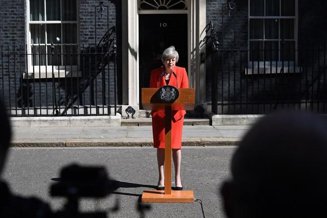 Hành trình Brexit thất bại của Thủ tướng Anh