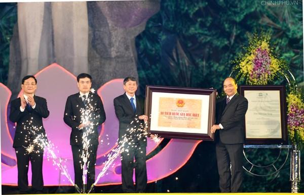 Non nước Cao Bằng đón nhận danh hiệu Công viên địa chất toàn cầu - 3