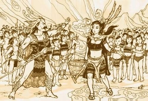 Tìm hiểu nguồn gốc người Việt qua một số biểu tượng văn hóa