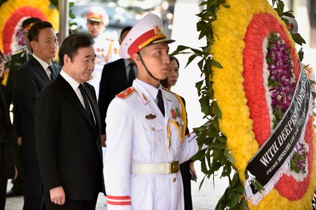 Lễ viếng Chủ tịch nước Trần Đại Quang - 25