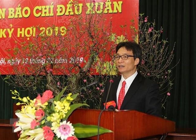 Phó Thủ tướng: Hoạt động báo chí đã kỷ cương, chuyên nghiệp hơn