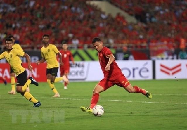 Truyền thông quốc tế đánh giá cao chiến thắng của tuyển Việt Nam