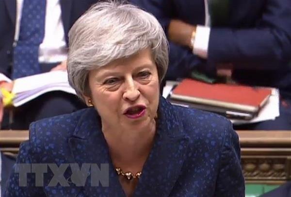 Thủ tướng Anh Theresa May sẽ từ chức vào ngày 7/6 tới