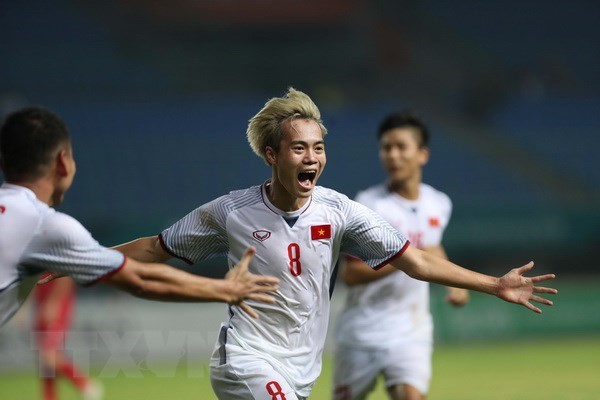 Đội tuyển Olympic Việt Nam nhận 1 tỷ đồng tiền thưởng nóng