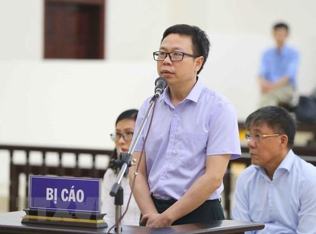 Nguyên Trưởng ban Tài chính PVEP bị tuyên phạt 20 năm tù