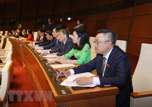 Nhiều dấu ấn quan trọng tại Kỳ họp thứ 6 Quốc hội khóa XIV - 1